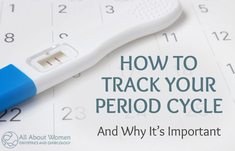 How to track your period; menstrual cycle tracking using period tracker apps
