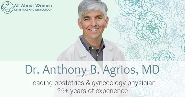 Dr Anthony B Agrios Board Certified Ob Gyn In Gainesville Fl